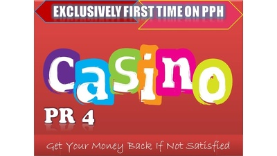 publish Guest Post on PR 4 Casino and Gambling High Quality Blog