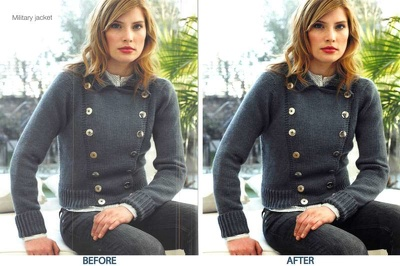 Do Photo Retouching/Editing which will take your lucky 7 images to Professional Level