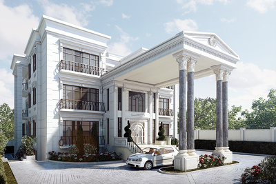 Do ur(architecture Design-landscape -Interior-rendering) in high quality &less cost
