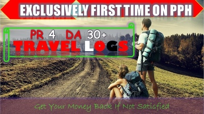 Publish High Authority Guest Post in PR4 DA30+ Travel Blog