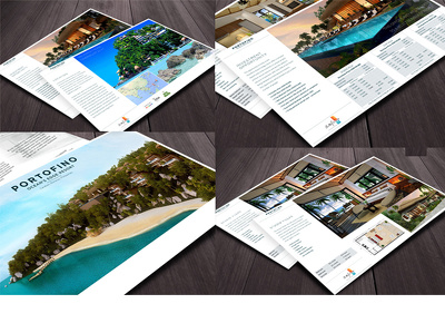 Design a Professional, Luxury A4 or A5 brochure (up to 8 pages) for print or pdf