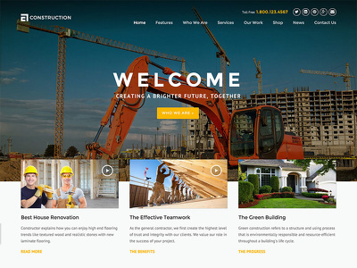 Design & develop a fully responsive WordPress Corporate Website