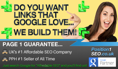 Link building to Drive Your Rankings Sky High - 5 x keyphrase white hat link building