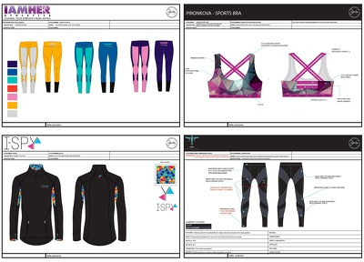 Create a fashion & sportswear high quality design