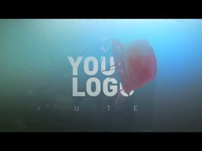 Make an awesome Underwater Deepsea Jelly Fish Video with your image and message / URL