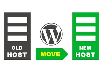 Transfer WordPress website from old host or backup to new host