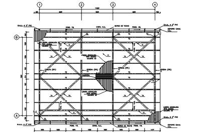 Prepare structural drawings