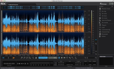 Remove noise and clean up your audio and video track