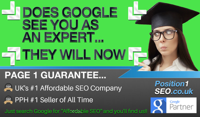 Genuine Quality SEO  ***Google Page 1 Guaranteed***  - 6 of 10 White Hat SEO Phases