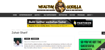 Write a 600-800 word guest post & find DA30+guest blog - Link Building Service