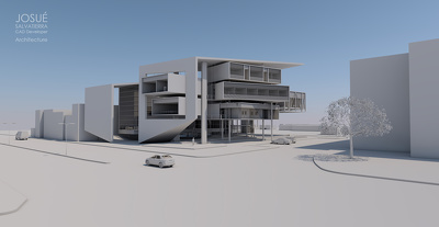 Get an Architectural Conceptual 3D Model