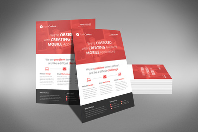 Design unique and stunning Leaflet/Brochure/Banner/Poster/Flyer