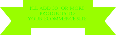 Upload 30  products to magento/shopify/woocommerce