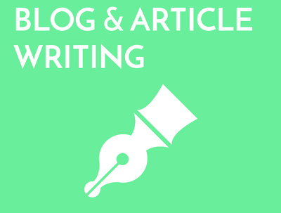 Write three articles for a blog, about 1800 words with images if required.