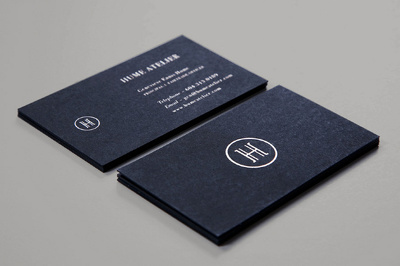 Design an awesome looking business card for you