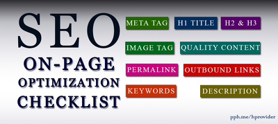 Perform Ethical OnPage SEO Optimization