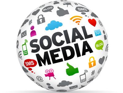 Write 1 month's Facebook/Twitter/Linkedin/Googleplus posts