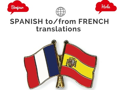 Translate 500 words (included technical vocabulary) from Spanish to native French