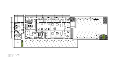 Design architectural drawings