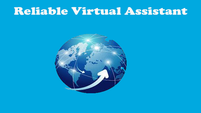 Be your virtual assistant for 2 hours to help with your administrative tasks