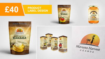 Create LABEL design for Your product