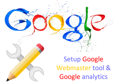 Embed google analytics and webmaster onto your WP site