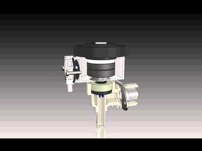 Create  A 3D Mechanical Animation Of Your Model/Product