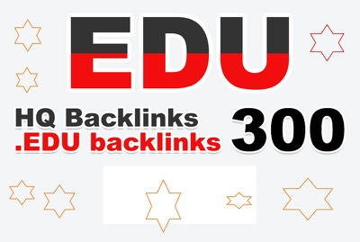 Get you 300 .EDU backlinks
