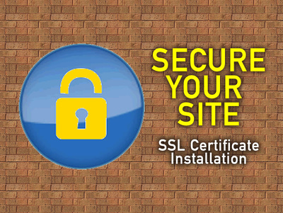 Install and test an SSL cert on your website (new/renewal)