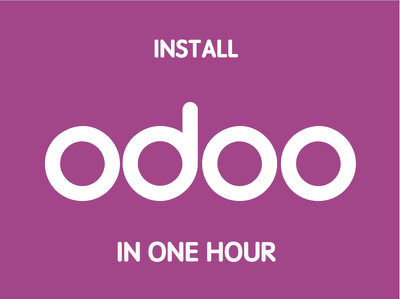 Install fresh Odoo 9 Open Source ERP and CRM in one hour