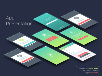 Design iOS / Android / Windows app for your business 10 screens