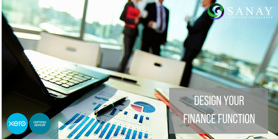 Design your Finance Processes