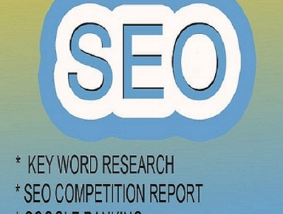 Offer keyword research for your website or product