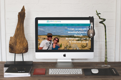 Design a professional Webpage (PSD only)