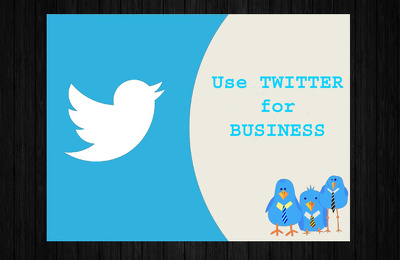 Help you with Twitter for your business