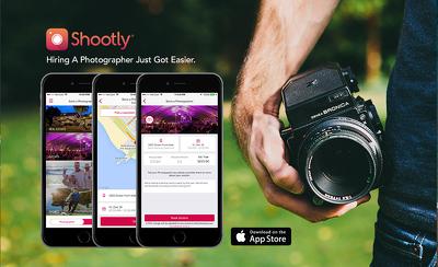 Create Photography Service App