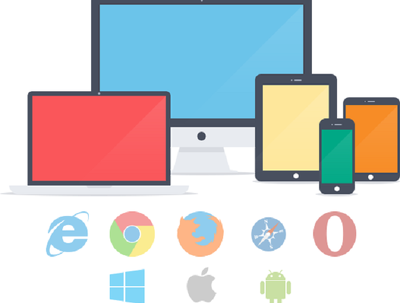 Test your website in latest device and browsers.Browser compatibility testing