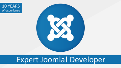 Create, customize, fix, optimize your Joomla! Website