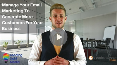 Manage your Email marketing to generate more customers for your business