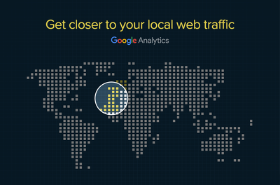 Apply a filter to track the location/s of your web traffic on Google Analytics