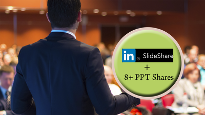 Create Business SlideShare Presentation and Shares