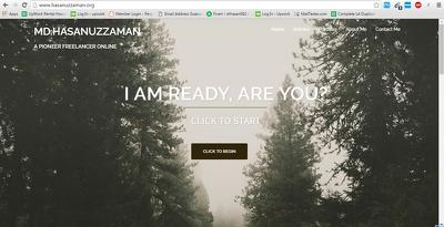 Design 4-5 pages static WordPress website