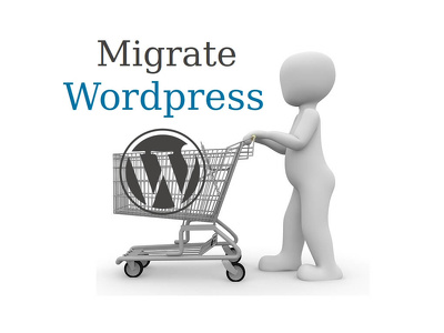 Migrate / transfer / clone wordpress website from one host/domain to another