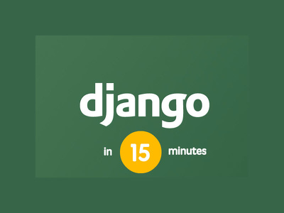 Setup Django framework on your server/cloud in 15 minutes