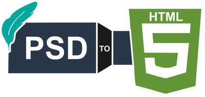 Convert PSD to responsive HTML5+CSS3 using bootstrap 3 including js Scripts