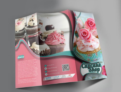 Professional Tri-Fold brochure Templates design