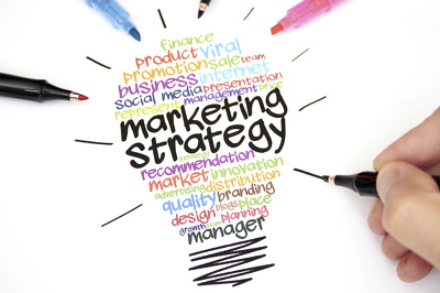 Write a strategic marketing plan and strategy for your business
