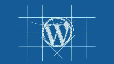 Create a new professional WordPress website