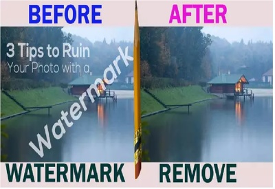 Remove watermark from any kind of images
