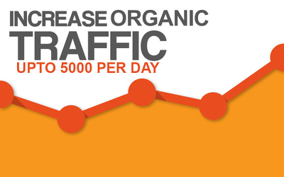 Send 5000/day organic traffic to your site from 35+ different countries! 100% Real